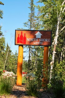 NS Wine sign