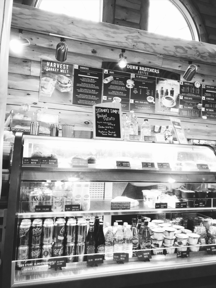 Dunn Bros in Duluth, MN. www.FromLutsenwithLove.com
