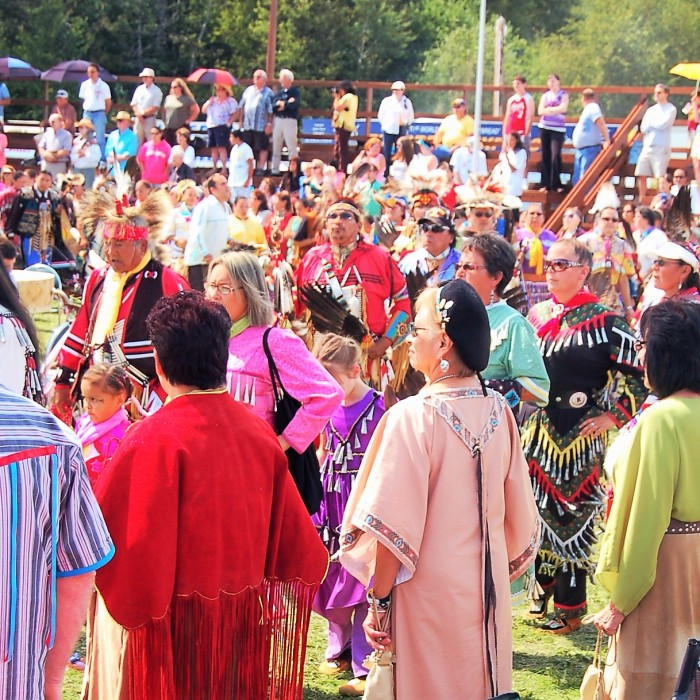 The Celebration Powwow in Grand Portage, www.fromlutsenwithlove.com