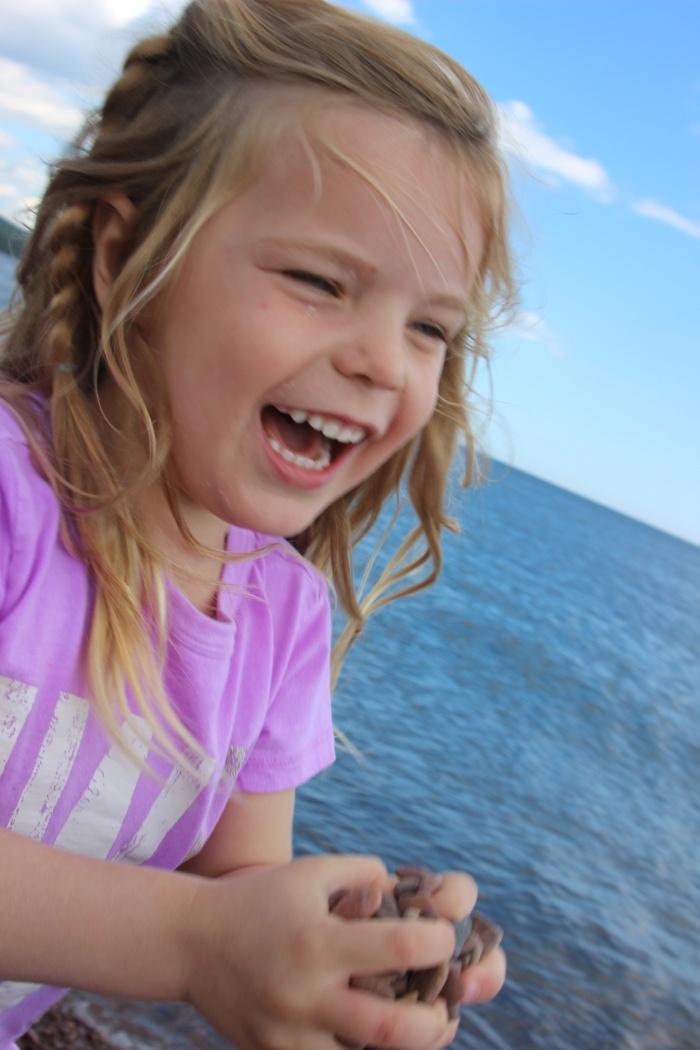 Fun memories made along Lake Superior, Lutsen Minnesota