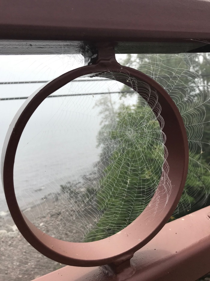 Lake Superior, natural wonders, spider webs
