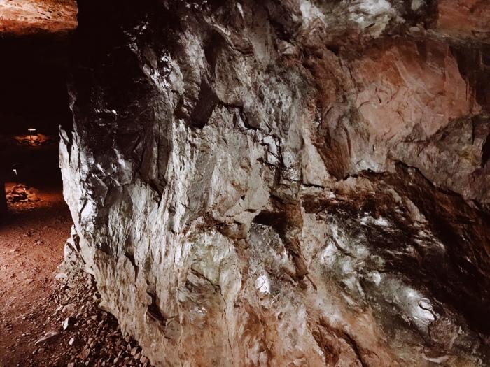 Soudan Mine, Minnesota State Park, Underground mine tour, iron ore