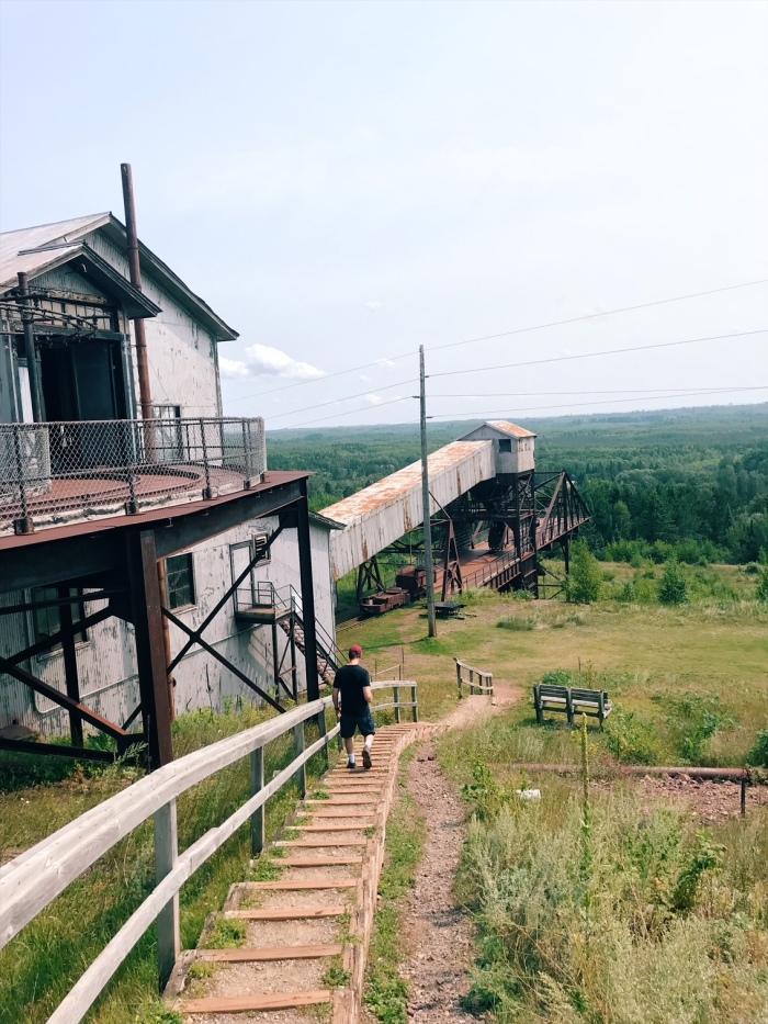 Soudan Mine, Minnesota State park