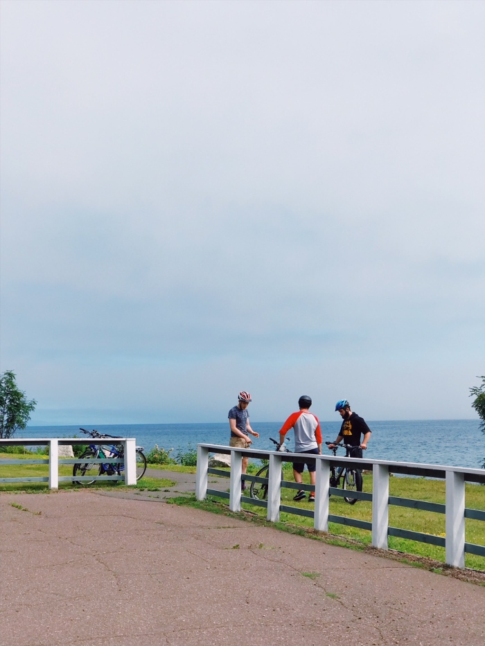 Family, Tofte Park, Minnesota, Lake Superior