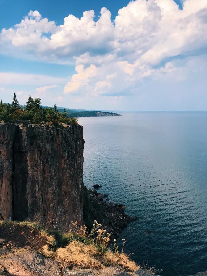 Palisade Head Minnesota From Lutsen with Love