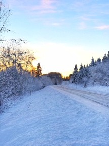lutsen_road_trip sunset