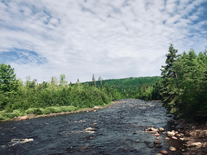Temperance River Tofte Minnesota Carlton Peak Superior HIking Trail
