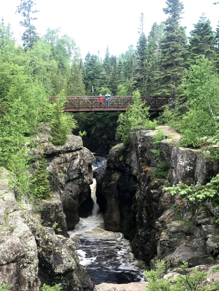Temperance River, Minnesota, Superior Hiking Trail, Tofte, CArlton Peak