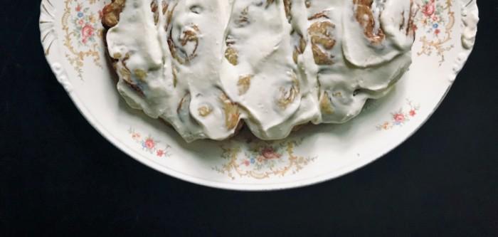 Slow Cooker Cinnamon Rolls, Lutsen MN, from Lutsen with Love